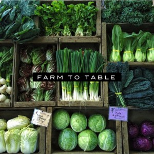FARM TO TABLE 1