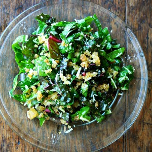 swiss chard salad