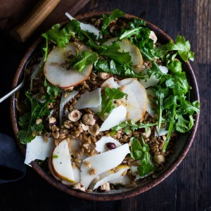 Pear-and-Farro-Salad