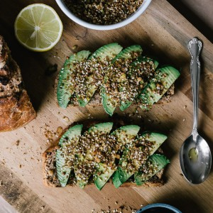 Dukkah-Avocado-Toast