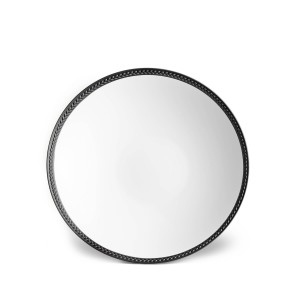 soie tressee soup plate